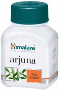Himalaya Arjuna For Heart And Cholesterol Problems