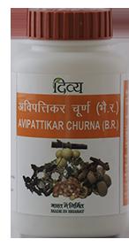 Divya Avipattikar Choorna For Acidity
