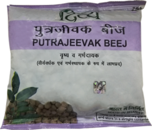Divya Putrajevak Seed Natural Women's Health Supplement