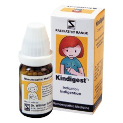 Kindigest For Flatulence And Indigestion In Children