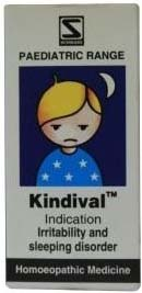 KINDIVAL – Treatent For Hyperactivity, Irritability And Sleep Disorder In Children