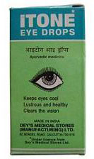 Itone Eye Drops For Itchy And Red Eyes