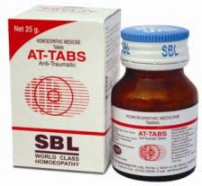 SBL Homeopathic AT-Tabs Tablets