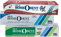 Sbl Homeodent Toothpaste