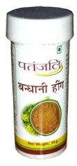 Patanjali Compounded Asafoetida – Bandhani Hing