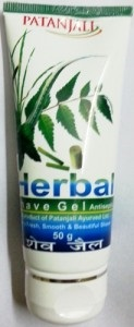 Patanjali Herbal Shave Gel 50 gm