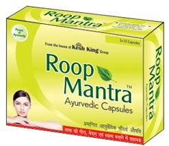Roop Mantra Herbal Capsules