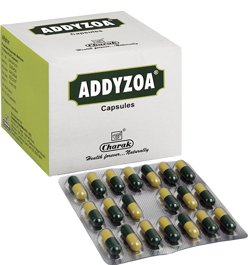 Addyzoa Capsule – Improves Sperm Count