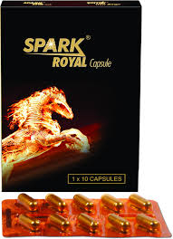 Spark Royal Capsule – Ed Natural Treatment