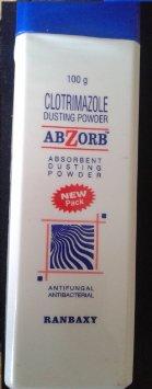 Abzorb Powder Clotrimazole For Different Skin Rashes & Irritated Skin