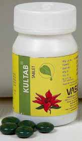 Vasu Kultab Tablet To Treat Haemorrhoid