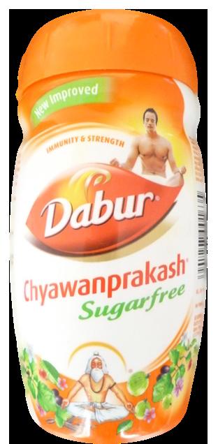 Dabur Chyawanprash Sugar Free To Improve Your Immune System