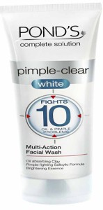 Pond's Pimple Clear Multi Action Facial Wash
