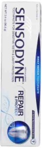 Sensodyne Repair & Protect With NOVAMIN Toothpaste