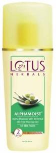Lotus Herbals Alphamoist Alpha Hydroxy Skin Renewal Oil-Free Moisturizer