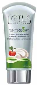 Whiteglow Yogurt Skin Whitening & Brightening Masque