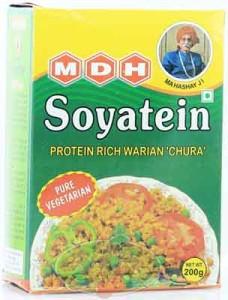 MDH Soyatein Protein Rich Warian (Chura)