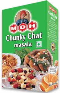Mdh Chunky Chat Masala – Spice Blend For Salads & Savouries