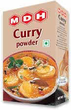 MDH Curry Powder – Spices Blend For Madras (South Indian) Curry