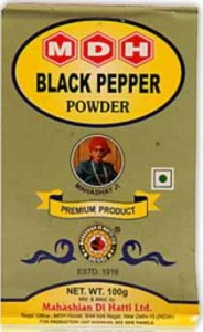MDH Black Pepper Powder