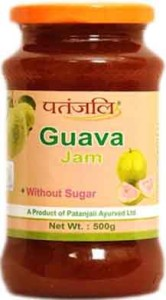 Patanjali Guava Jam Without Sugar