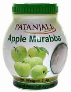 patanjali apple murabba