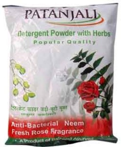Patanjali Ujwala Washing Powder 1 kg