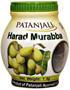 have you tried the patanjali harad murabba yet