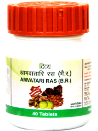 Divya Amavatari Ras – Natural Treatment For Arthritis & Joint Pain