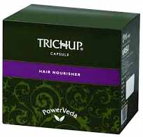 Trichup Capsules Natural Remedy For Hair Fall & Dandruff
