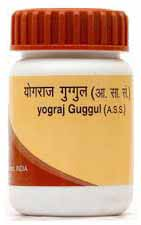Divya Yograj Guggulu For Joint Pain & Arthritis