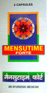 Mensutime Forte For Irregular Periods & Menstrual Cramps
