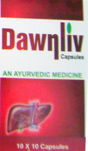 Dawnliv capsules – Natural Liver Supplements