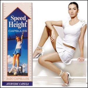 Speed Height Increasing Capsules – Increase Height Naturally