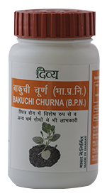 Divya Bakuchi Churna Natural Treatment Of Skin Disease