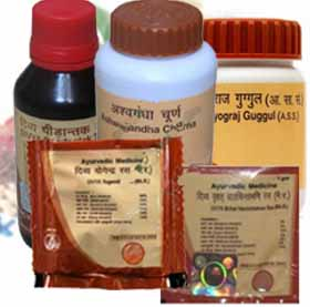 Ramdev Package of Medicine For Cervical Spondylitis and Backache