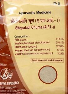 Divya Sitopaladi Churna: A Natural Medicine For Throat Illness