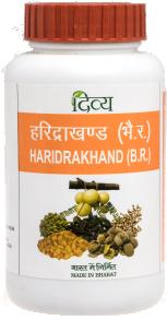 Divya Haridrakhand – Prevents Skin Diseases