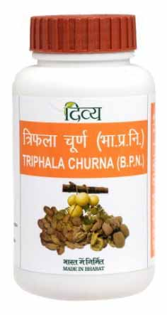 Divya Triphala Churan – The Most Effective In Colon Cleansing