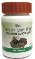 Kanchanar Guggul To Treat Thyroid And Extra Growths In The Body