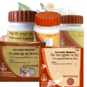 Package Of Medicines For Skin Problems