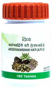 Divya Arogyadhani Vati – Skin Diseases And Disorders
