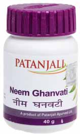 Divya Nimb Ghan Vati – Best Natural Acne Pimple Treatment