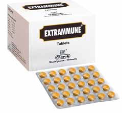 Charak Extrammune Tablet – Allergic Rhinitis Treatment, Hay Fever & Chronic Cold