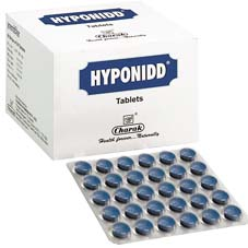 Charak Hypnoidd Tablets For Hirsutism Treatment And Polycystic Ovary Syndrome