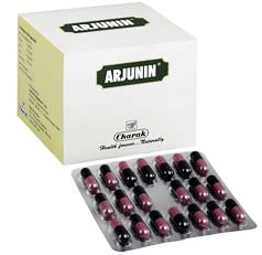 Charak Arjunin Capsule – Heart Palpitations, Chest Discomfort And Angina Chest Pain