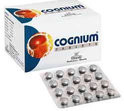 Charak Cognium Tablet For Memory Loss Treatment, Learning Disorders, Difficulty In Concentration