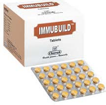 Charak Immubuild Tablet For Low Immune System & Pyrexia Treatment