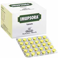Charak Imupsora tablet For Psoriasis Treatment