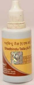 Divya Sadbindu Tail For Sinus & Headache